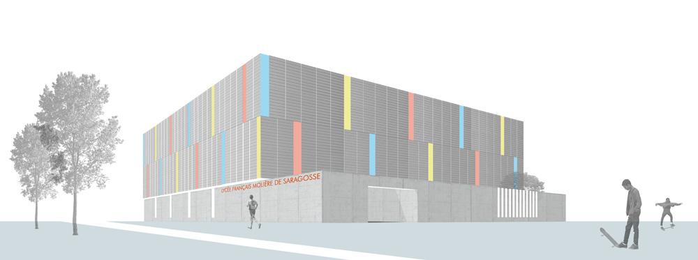 lahozmarti-architecture-lycée-molière-saragosse-01