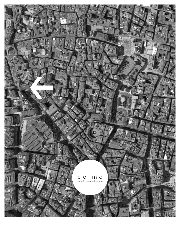Calma, Estudio de Arquitectura e Interiorismos en Valencia. Proyectos de Arquitectura e Interiorismo en Valencia
